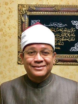 Pimpinan Pondok Pesantren Darul Ijabah