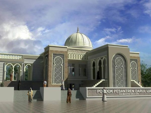 Pembanguna Masjid
