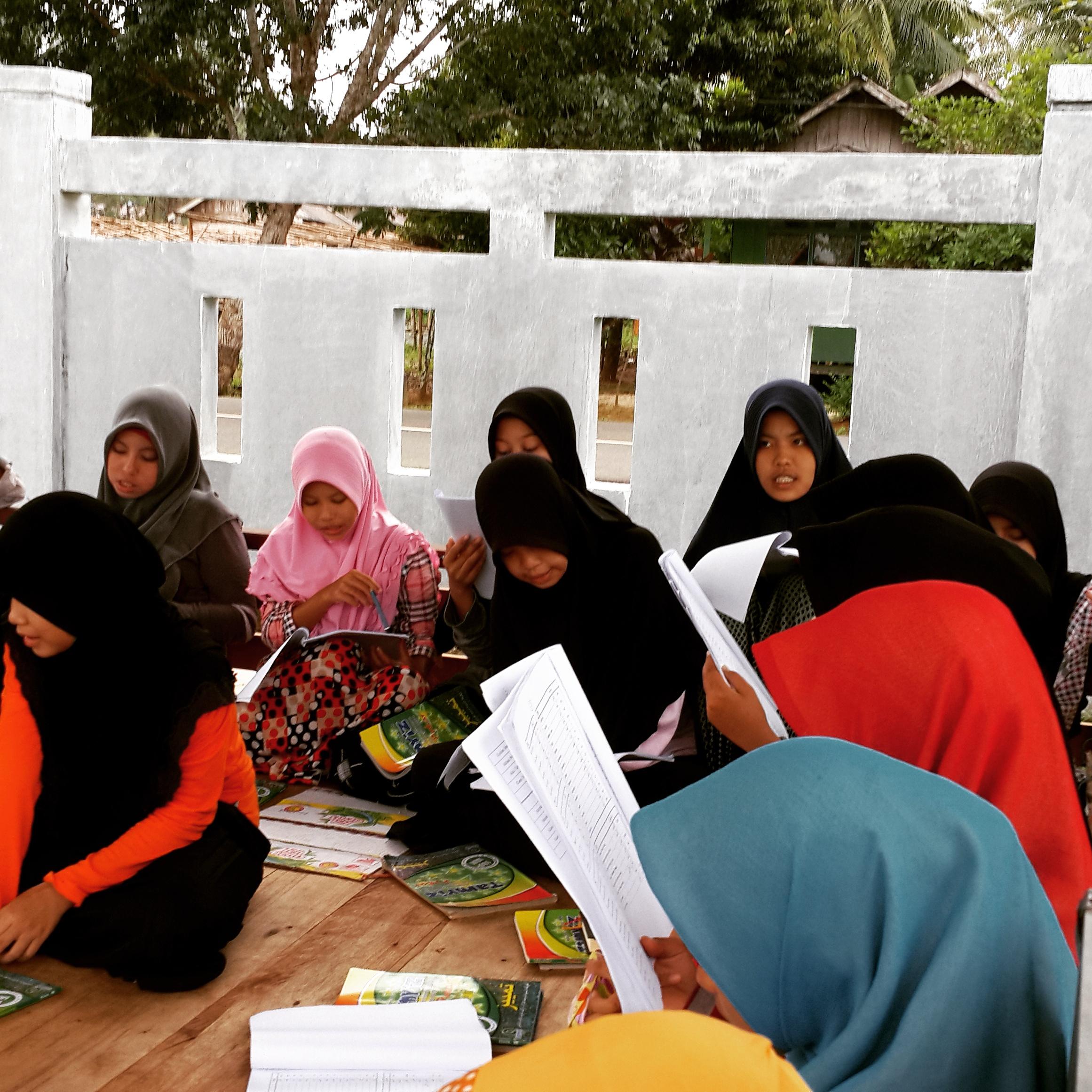 Saatnya Santri membangun Indonesia
