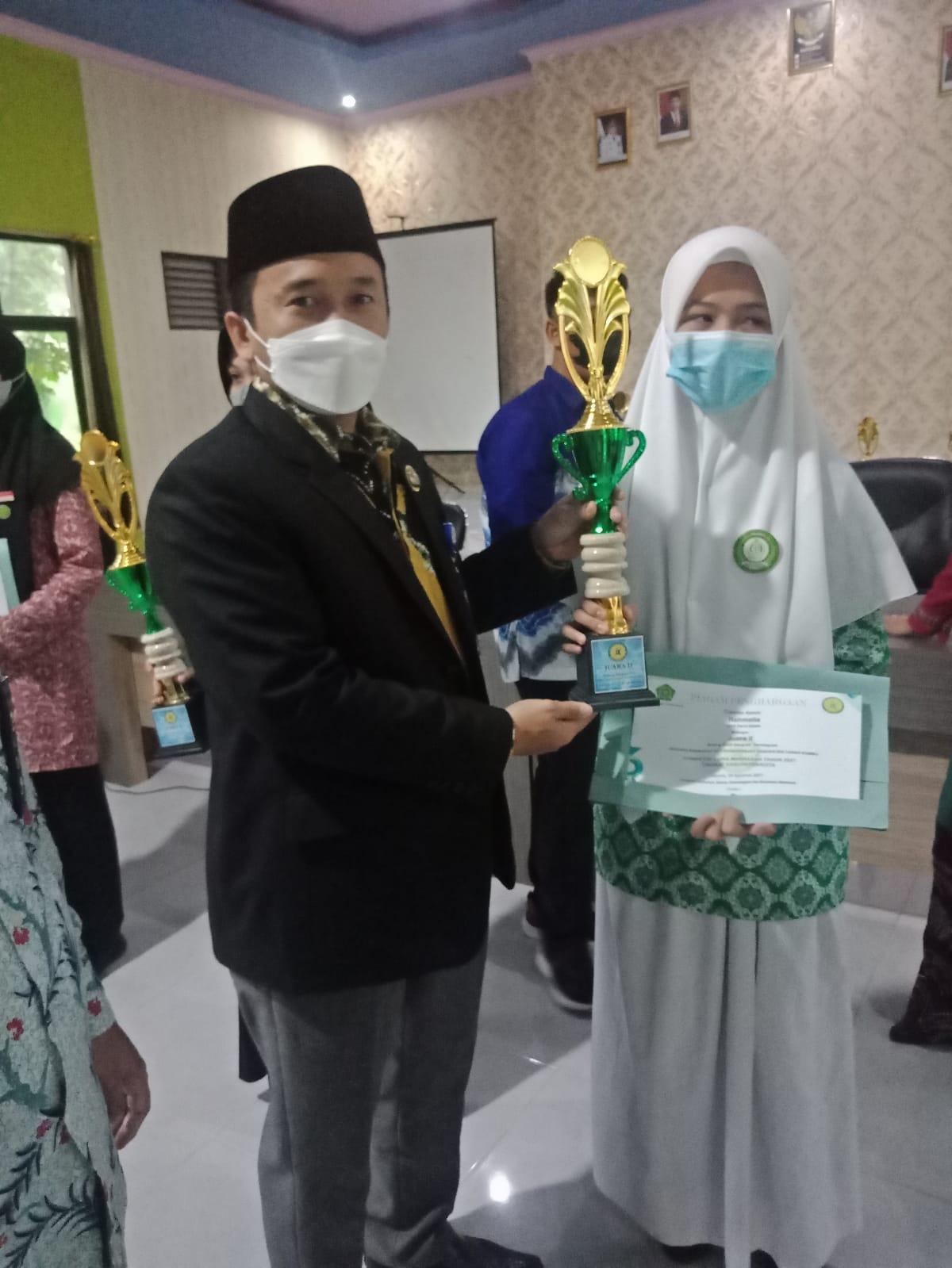Juara I KSMO 2021