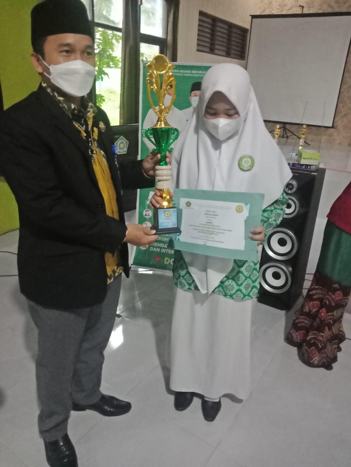 Juara II KSMO 2021